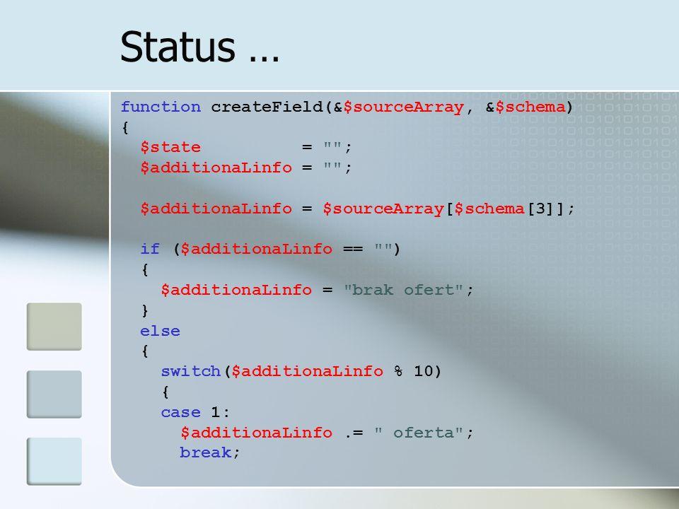 Status … function createField(&$sourceArray, &$schema) { $state =