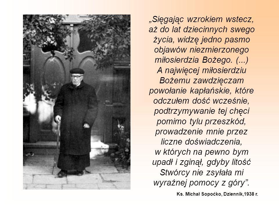 Jako spowiednik i kierownik duchowy św.S.
