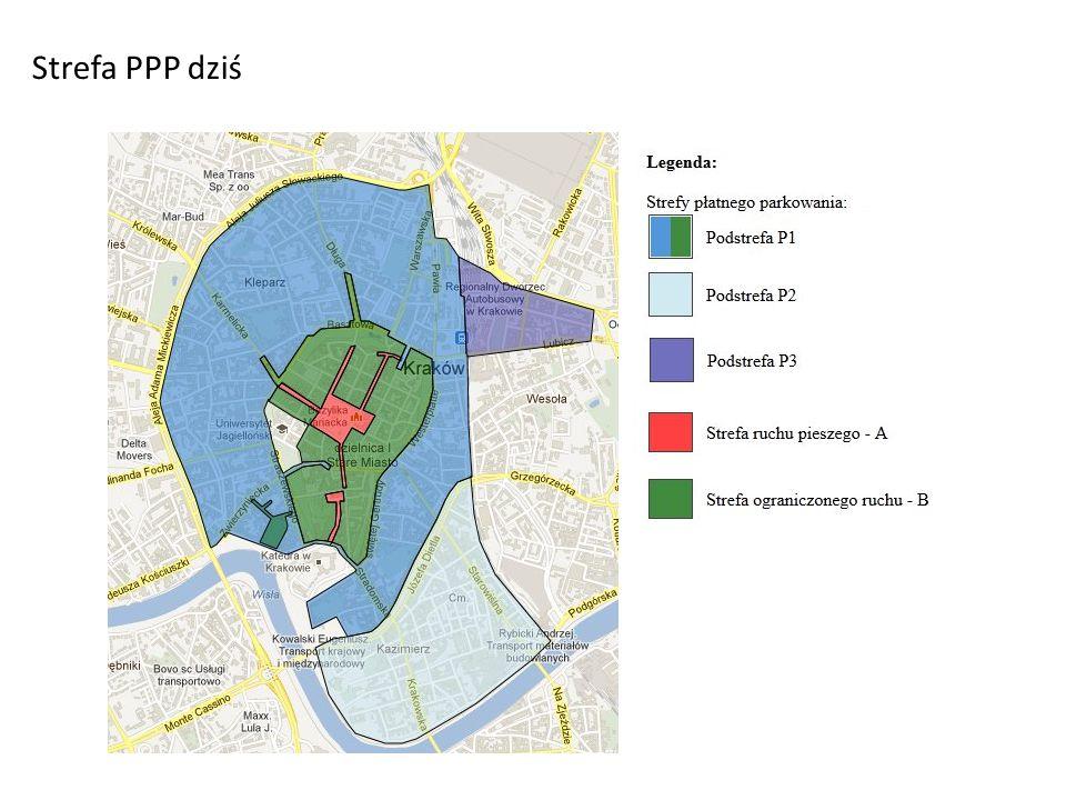 Poszerzona Strefa PPP oraz strefa buforowa