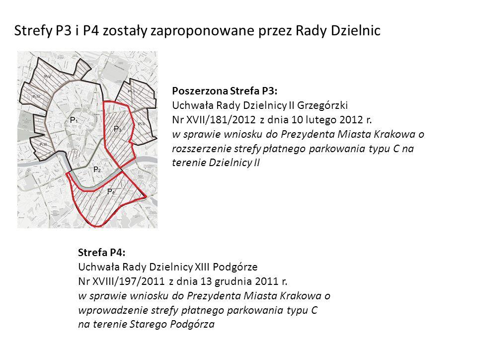 Strefa Buforowa P5 Analiza dotychczasowego okresu funkcjonowania rozwiązań krakowskiej strefy płatnego parkowania, regulowanej postanowieniami uchwały Nr XXI/229/11 Rady Miasta Krakowa z dnia 6 lipca 2011 r.