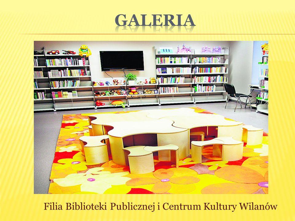 Filia Biblioteki Publicznej i Centrum Kultury Wilanów