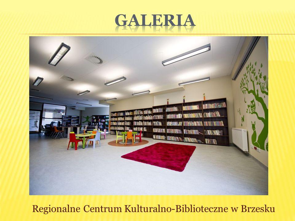 Regionalne Centrum Kulturalno-Biblioteczne w Brzesku
