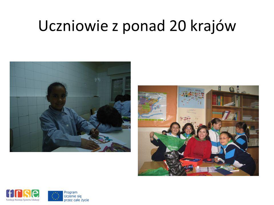 Uczniowie z ponad 20 krajów