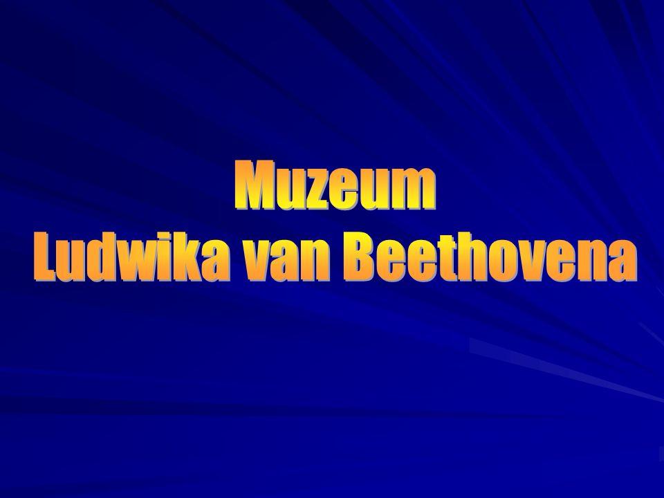 Pokój, w którym urodził się Beethoven (16 lub 17 grudzień 1770r.)