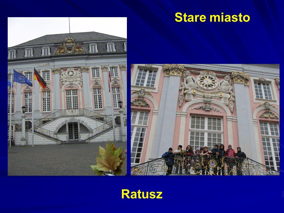Stare miasto Ratusz