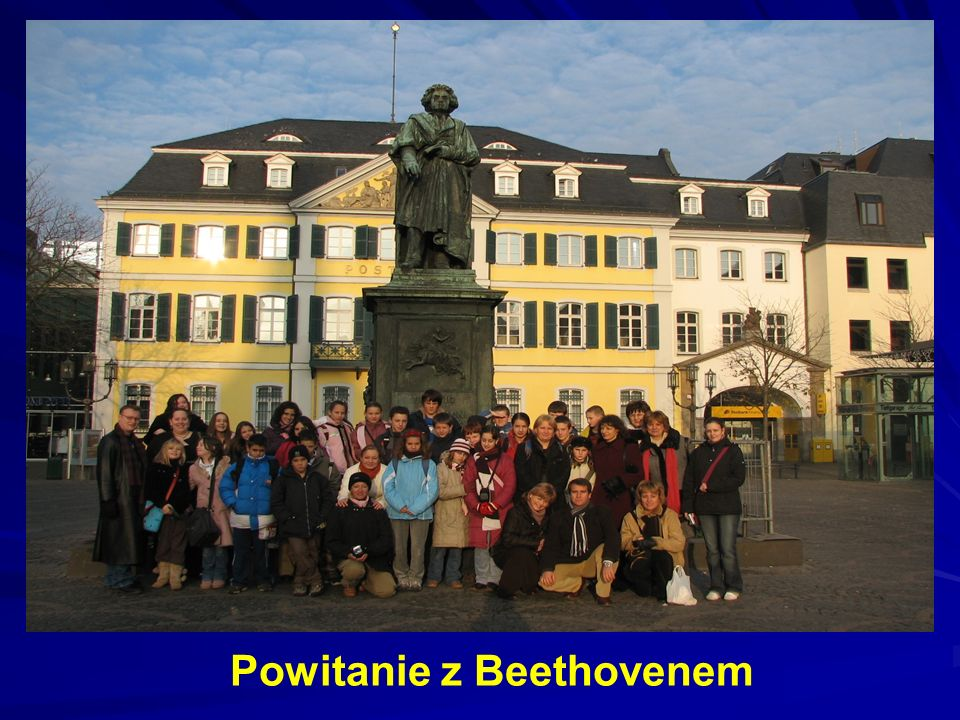 Powitanie z Beethovenem