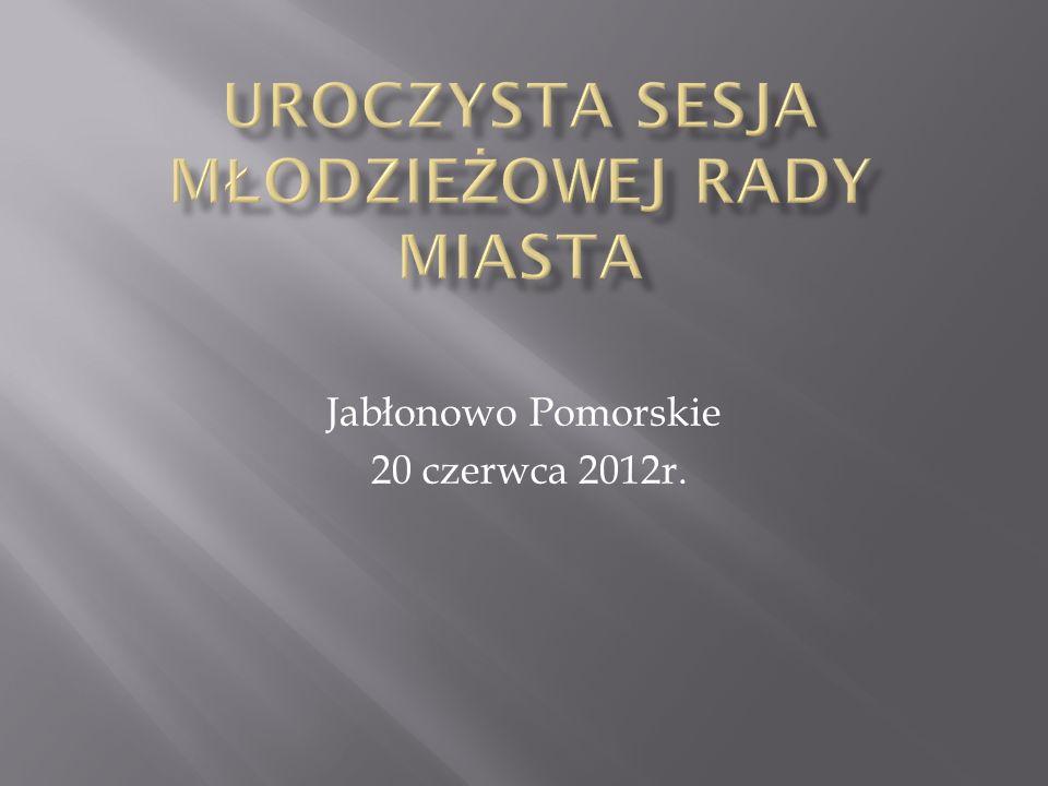 Jabłonowo Pomorskie 20 czerwca 2012r.