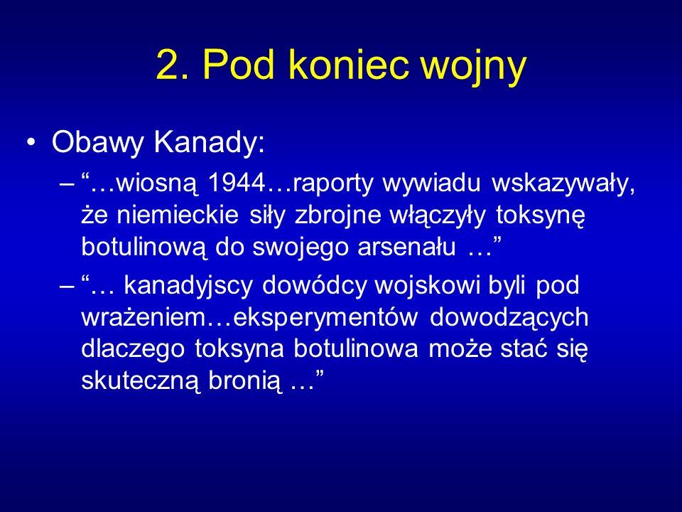 (Slide 3) Arnon, S.S., Schecter, R., Inglesby, T.