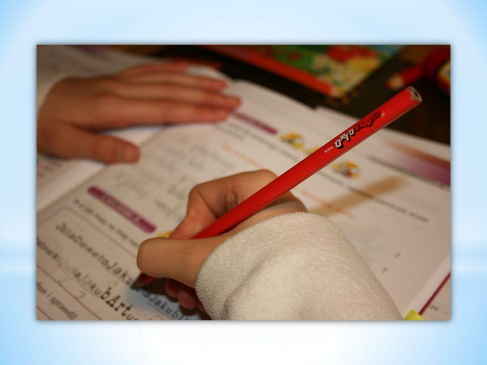 Zajęcia wymagały od uczniów pracy w szkole i w domu – dużo wysiłku ale i zabawa no i efekty na półrocze