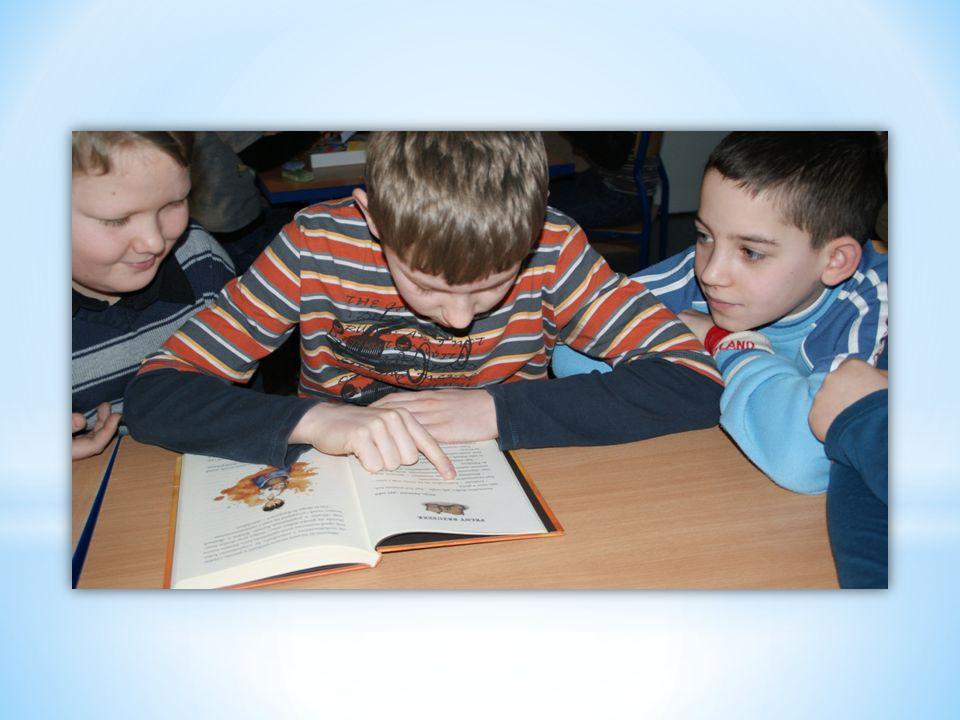 Był też konkurs czytelniczy o tym co dzieci zapamiętały z przeczytanych książek Pana Łukasza Wierzbickiego: Afryka Kazika i Dziadek Niedźwiadek.