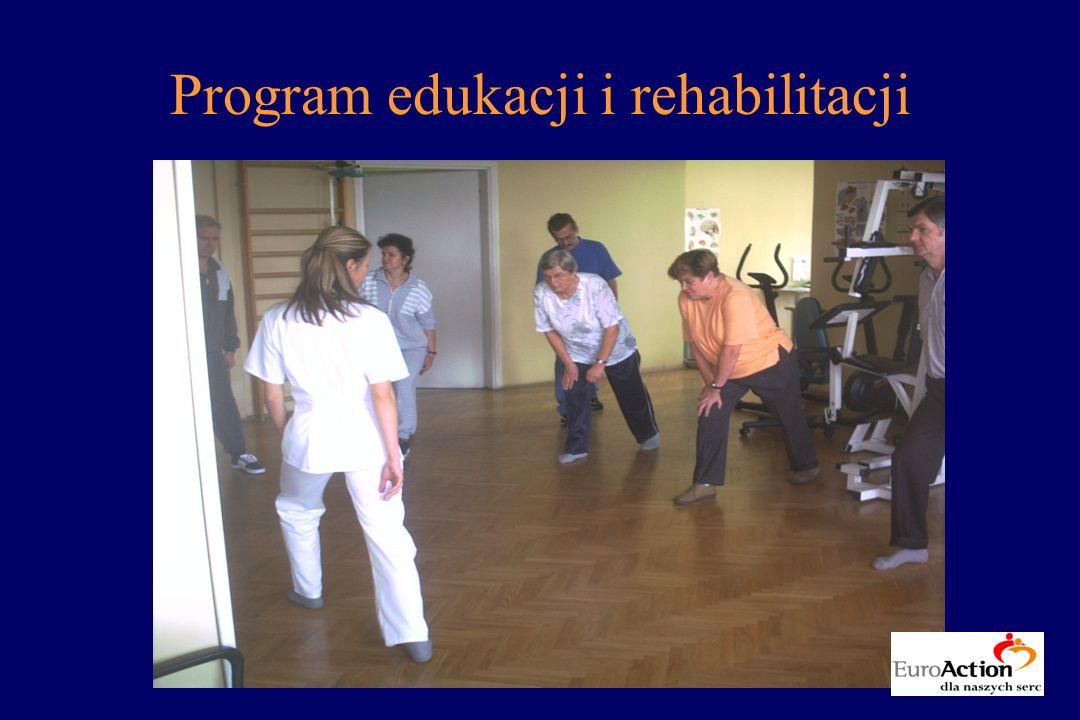 Program edukacji i rehabilitacji