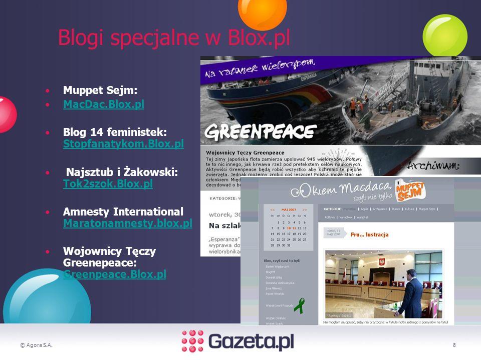© Agora S.A.9 Gazeta.pl.
