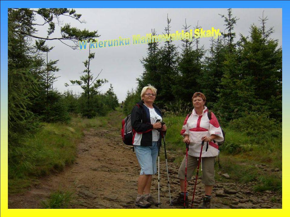 Trasa:Salmopol-Skrzyczne-Szczyrk Termin: 25.7.2009 Uczestnicy: 2 autokary turystów O godzinie 7:00 wyruszyliśmy autokarem z Karwiny od Tesca w kierunku Cieszyna, Trzyńca i Salmopolu.