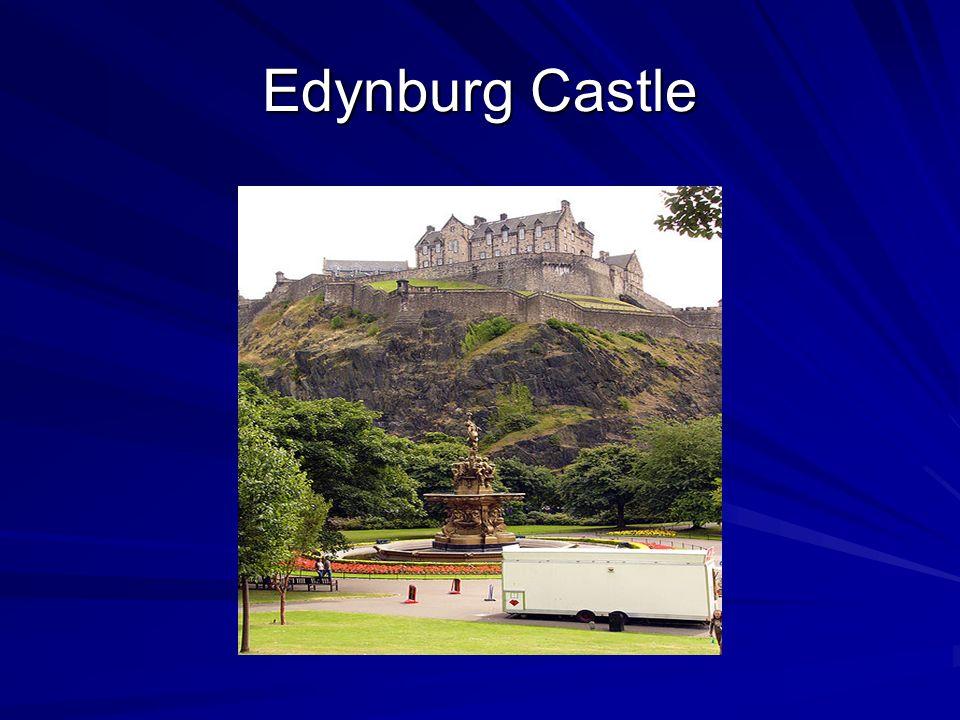 Edynburg Castle