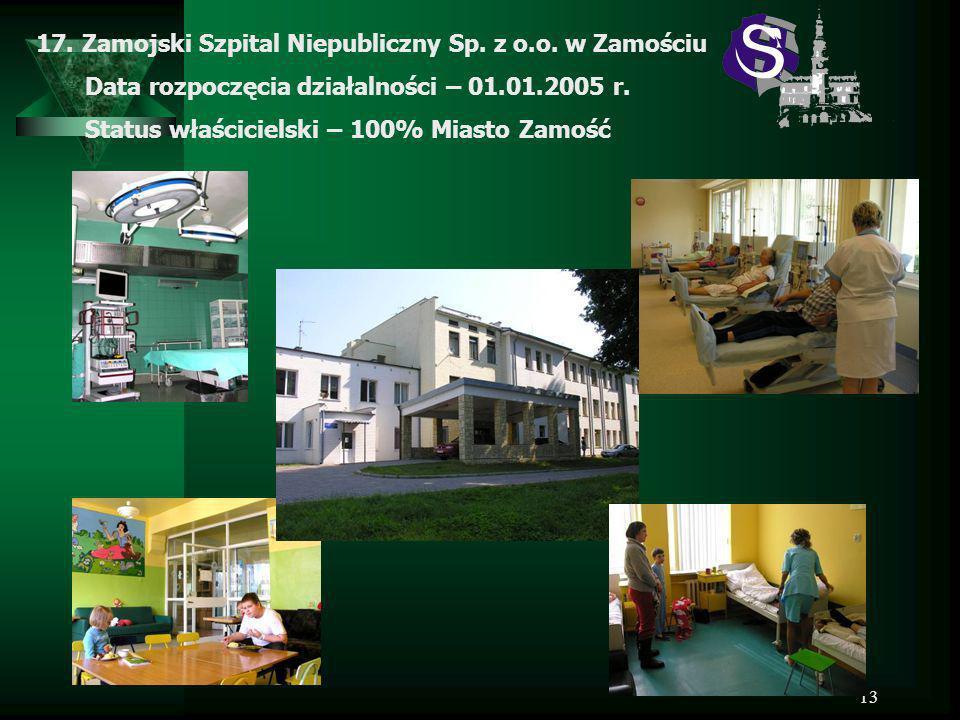 14 18.N ZOZ Centrum Medyczne im.