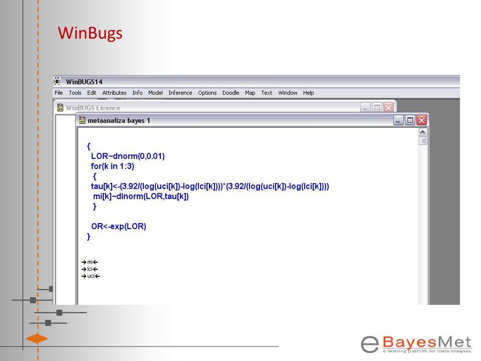 WinBugs