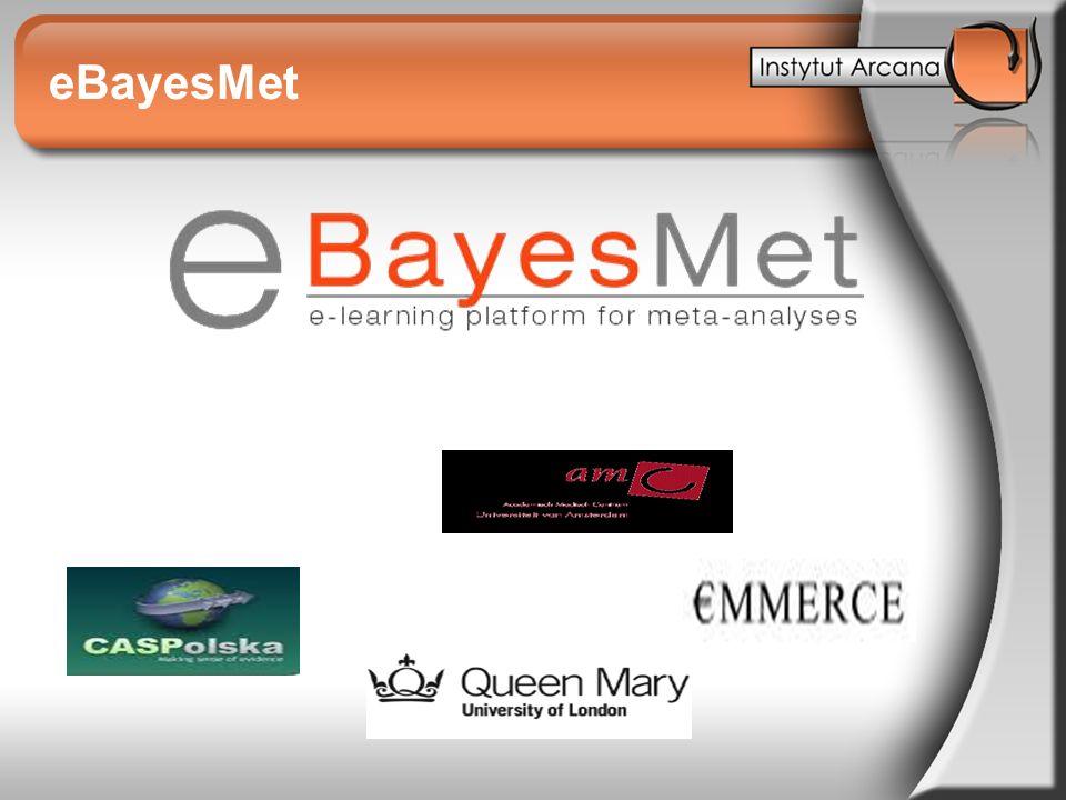 eBayesMet