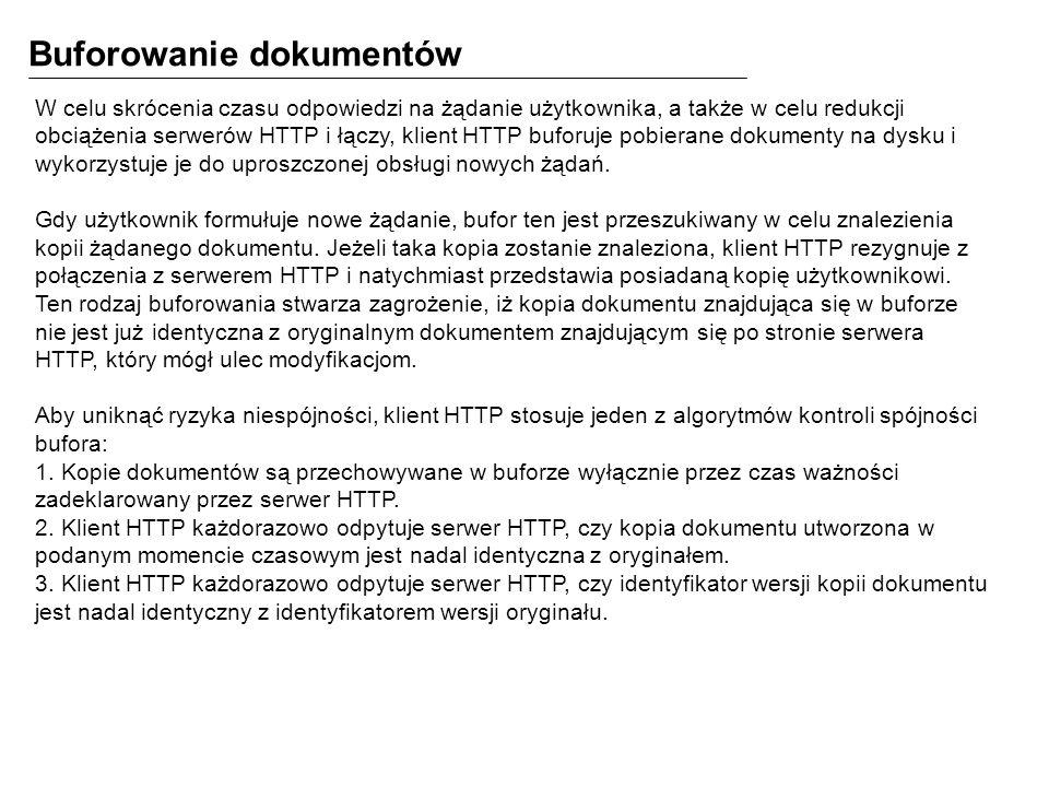 Formularze HTML Formularz HTML jest fragmentem dokumentu HTML zawierającym kontrolki umożliwiające wprowadzanie danych.