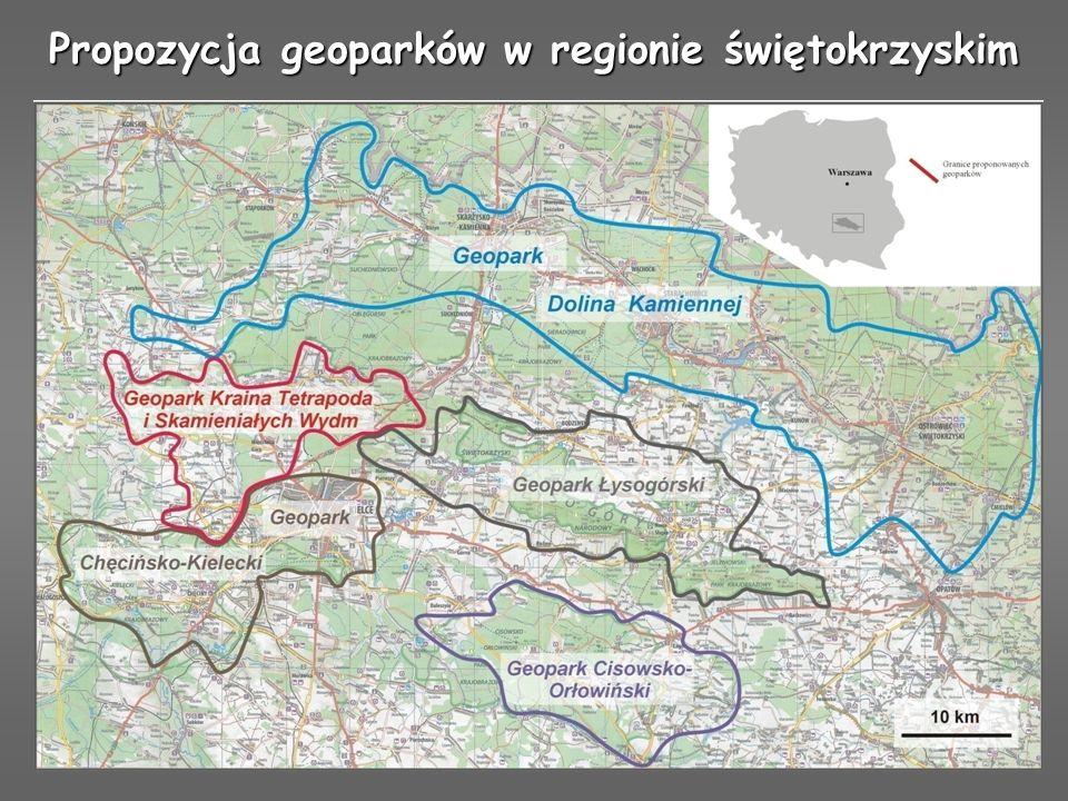 Geopark Chęcińsko-Kielecki 1.Rez. Ślichowice 2. Rez.