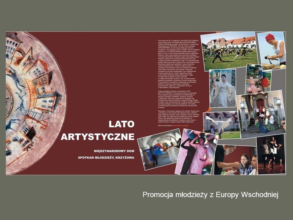 Promocja młodzieży z Europy Wschodniej