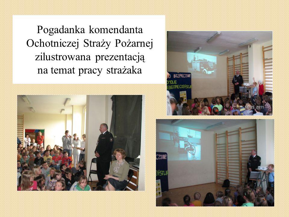 Na zakończenie podsumowaliśmy konkurs plastyczny i rozdaliśmy nagrody laureatom Każdy uczeń otrzymał odblask z logo naszego projektu