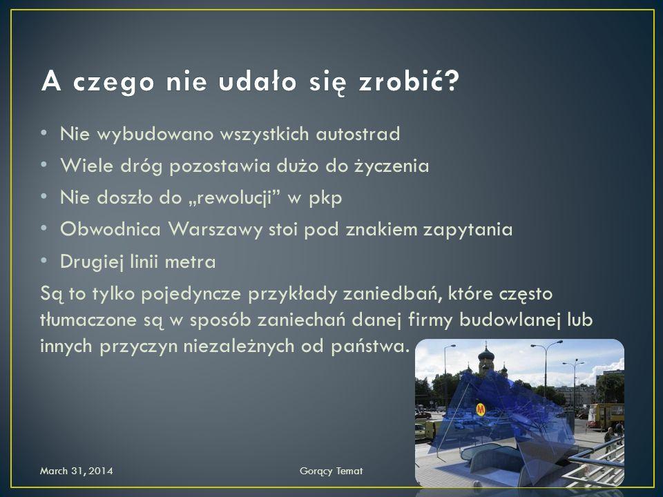 Euro jest dobrym sprawdzianem dla nas Polaków, a przede wszystkim dla rządu, który będzie przez nas rozliczany.