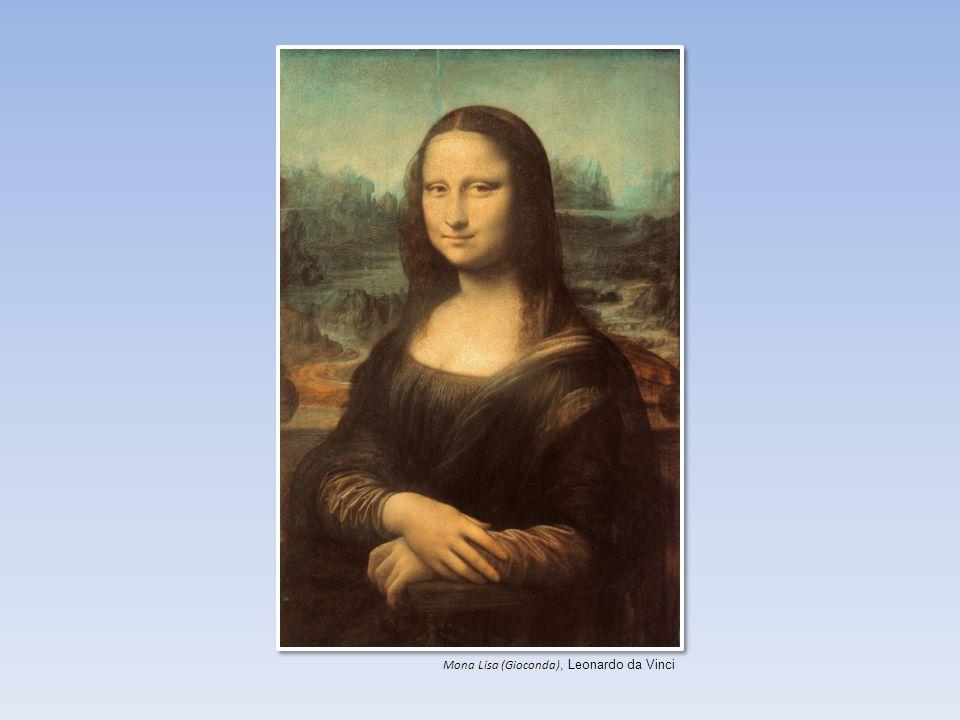 Mona Lisa (Gioconda), Leonardo da Vinci