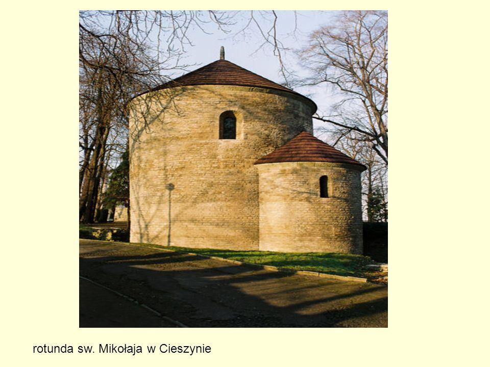 rotunda sw. Mikołaja w Cieszynie