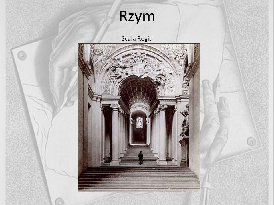 Rzym Scala Regia