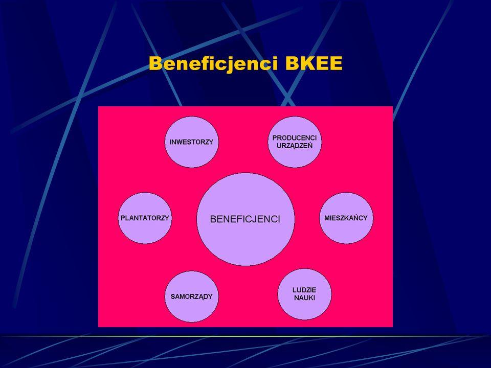 Beneficjenci BKEE