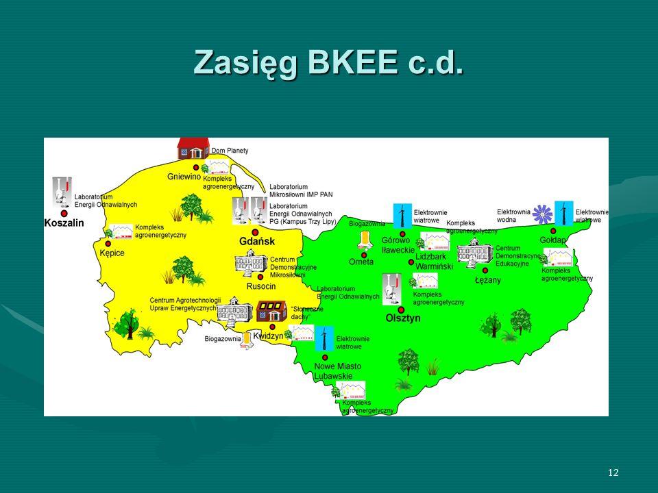 12 Zasięg BKEE c.d.