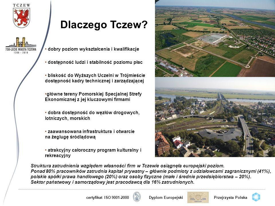 www.tczew.pl Zastępca Prezydenta Miasta – Zenon Drewa Skarbnik Miasta – Helena Kullas DORADCA EMITENTA: