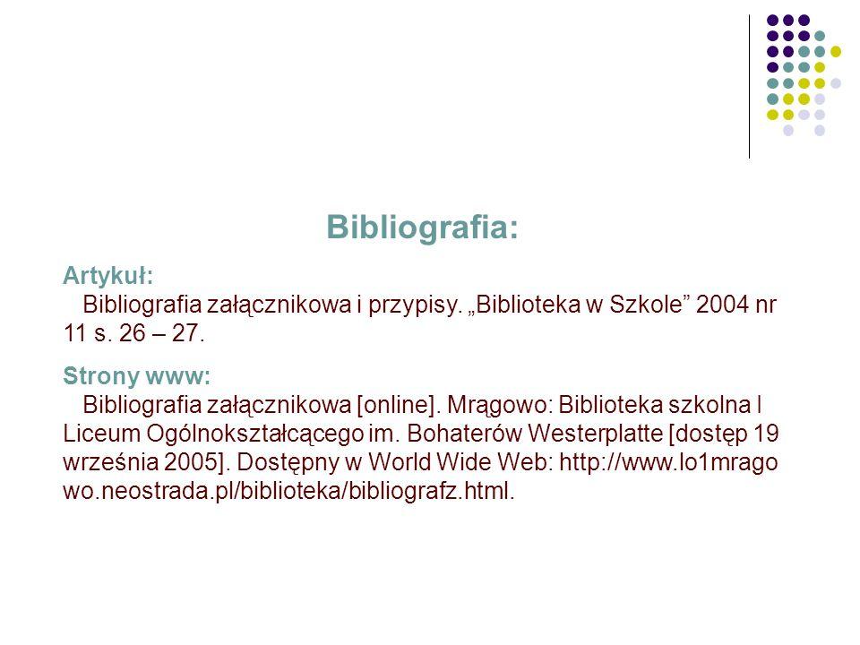 OPIS BIBLIOGRAFICZNY FILMU: Cudzoziemka [film]. Reż.