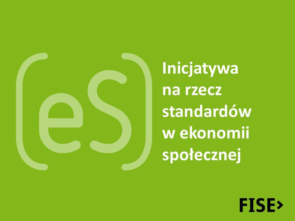 Inicjatywa na rzecz standardów w ekonomii społecznej