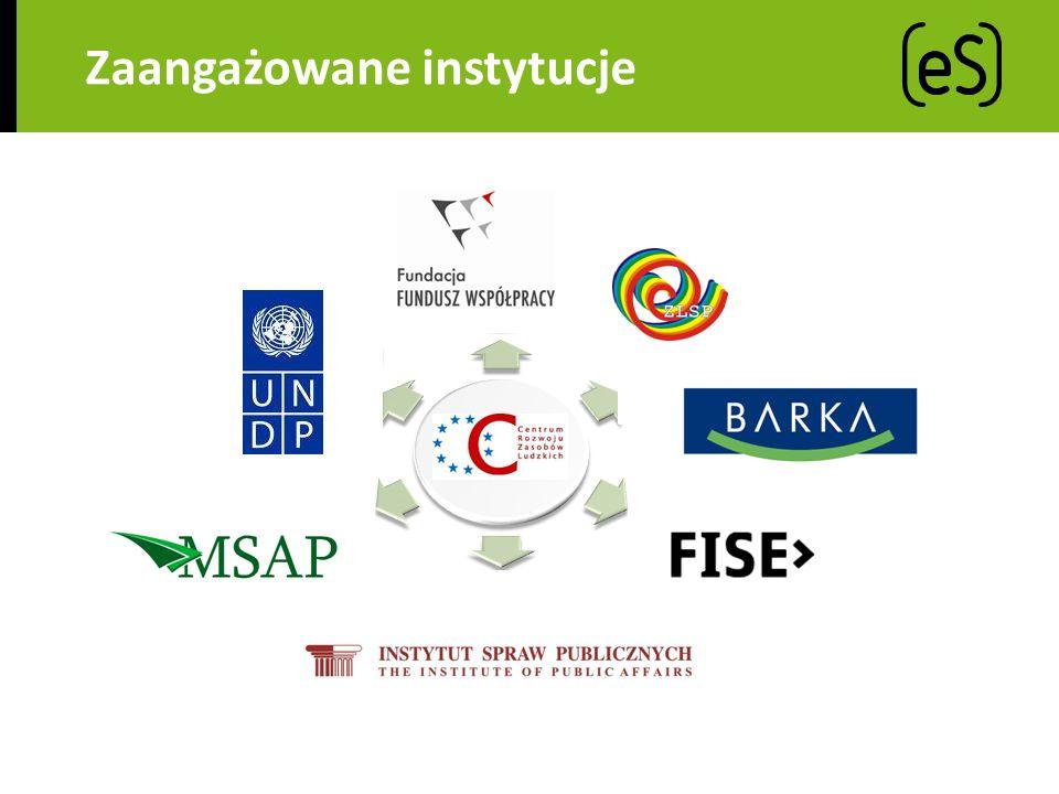 Edukacja opracujemy program i poprowadzimy studia podyplomowe z zakresu ekonomii społecznej (MSAP) uruchomimy platformę e-learningową (MSAP, FISE) wydamy publikacje, m.