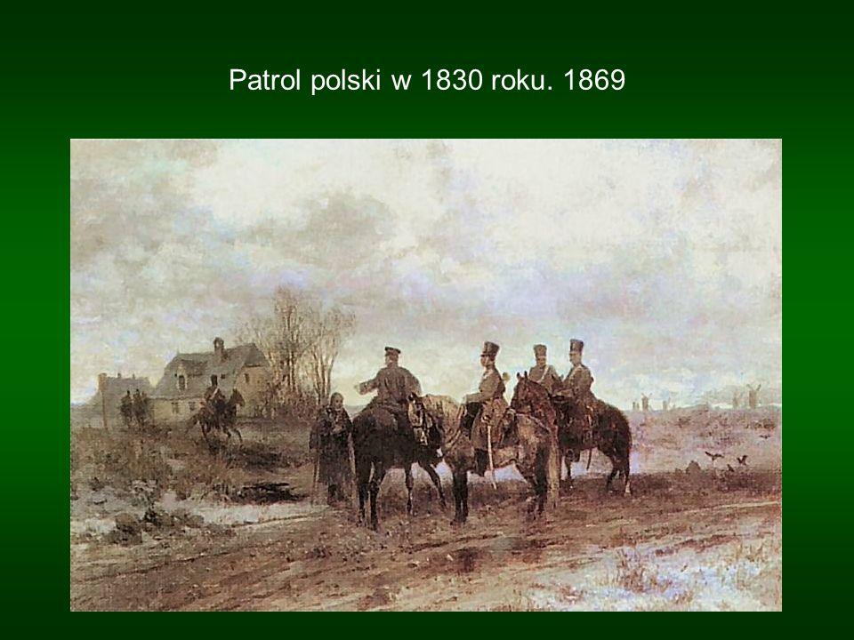 Wyjazd na polowanie I. 1871r