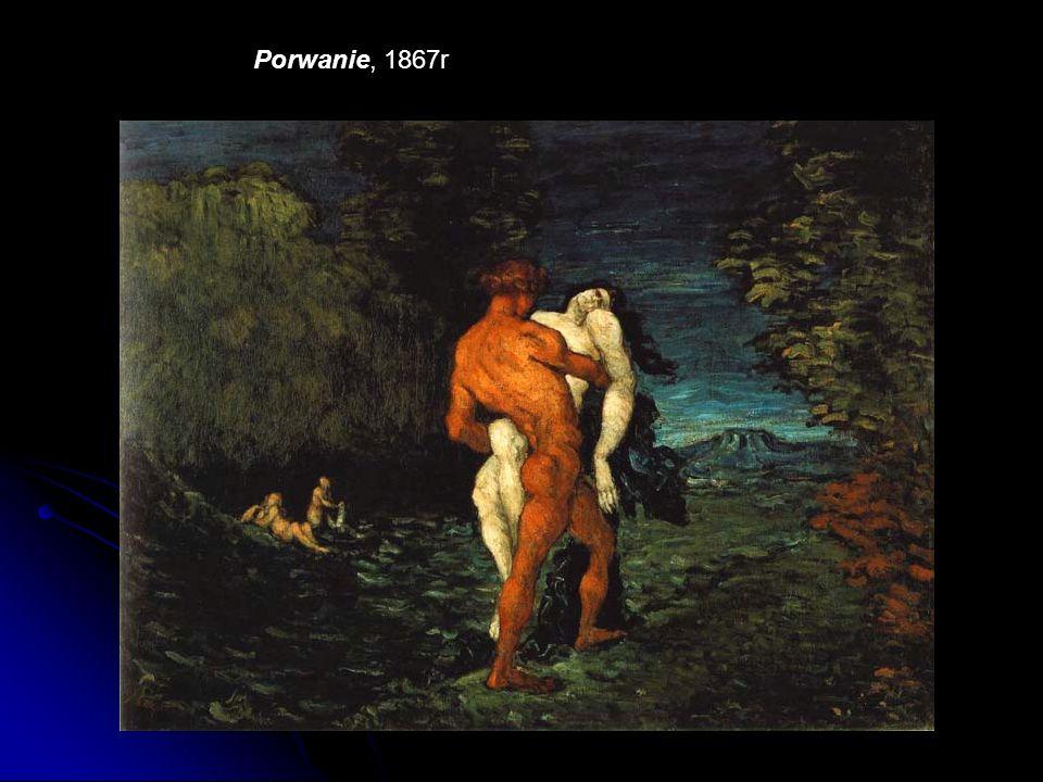 Nowoczesna Olimpia, 1873r., 46x55cm. Paryż, Musee d Orsay.