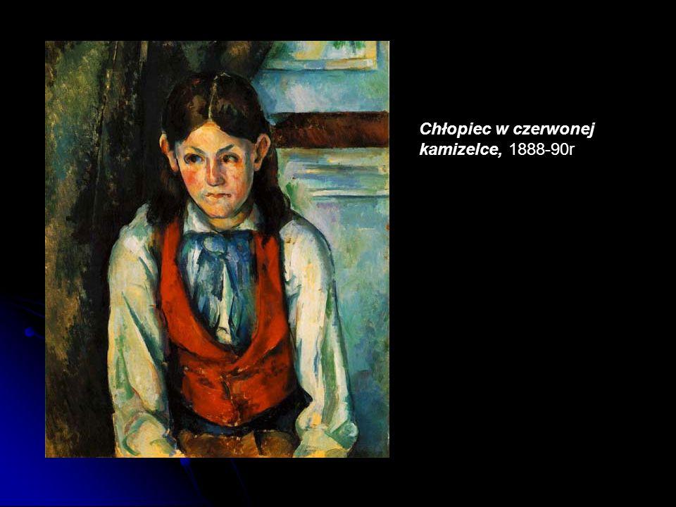 Chłopiec w Czerwonej Kamizelce - 1888-90