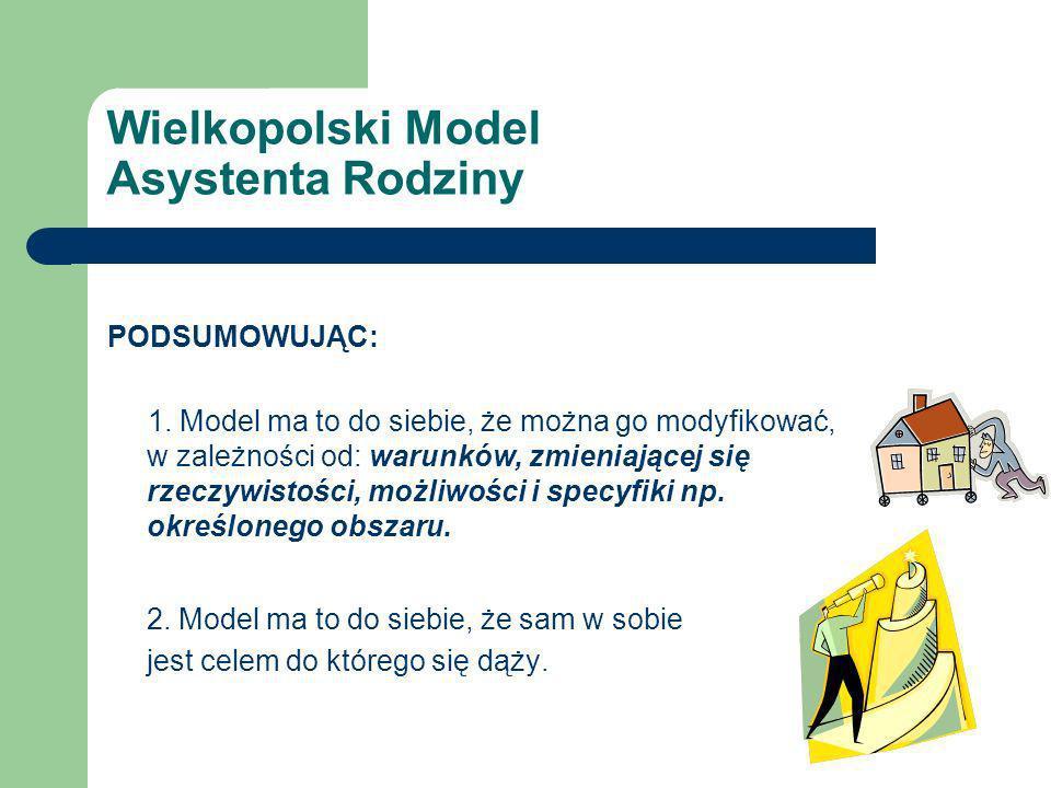 Wielkopolski Model Asystenta Rodziny Dziękuję za uwagę Aleksandra Krawczyk asystent ds.