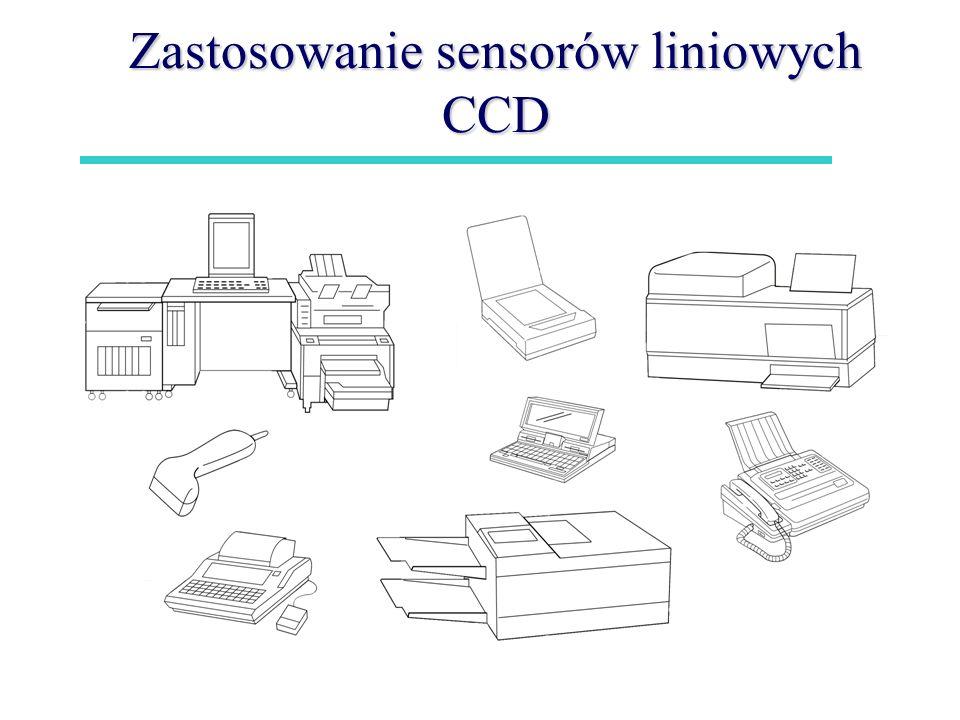 Zastosowanie sensorów liniowych CCD