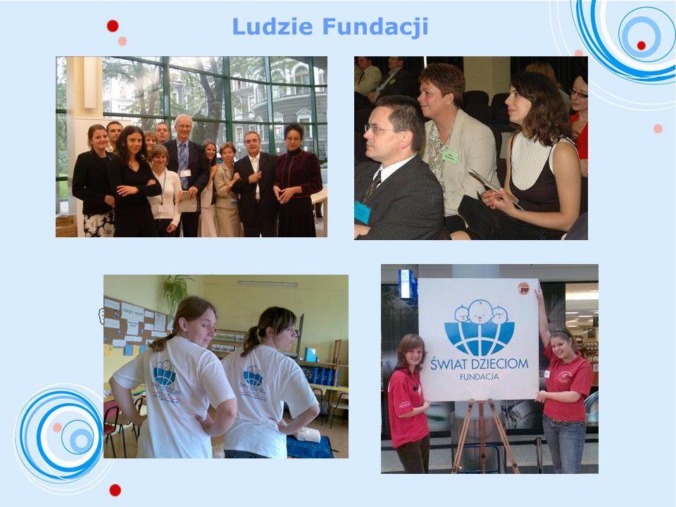 Ludzie Fundacji doświadczeni dynamiczni pomysłowi społecznicy