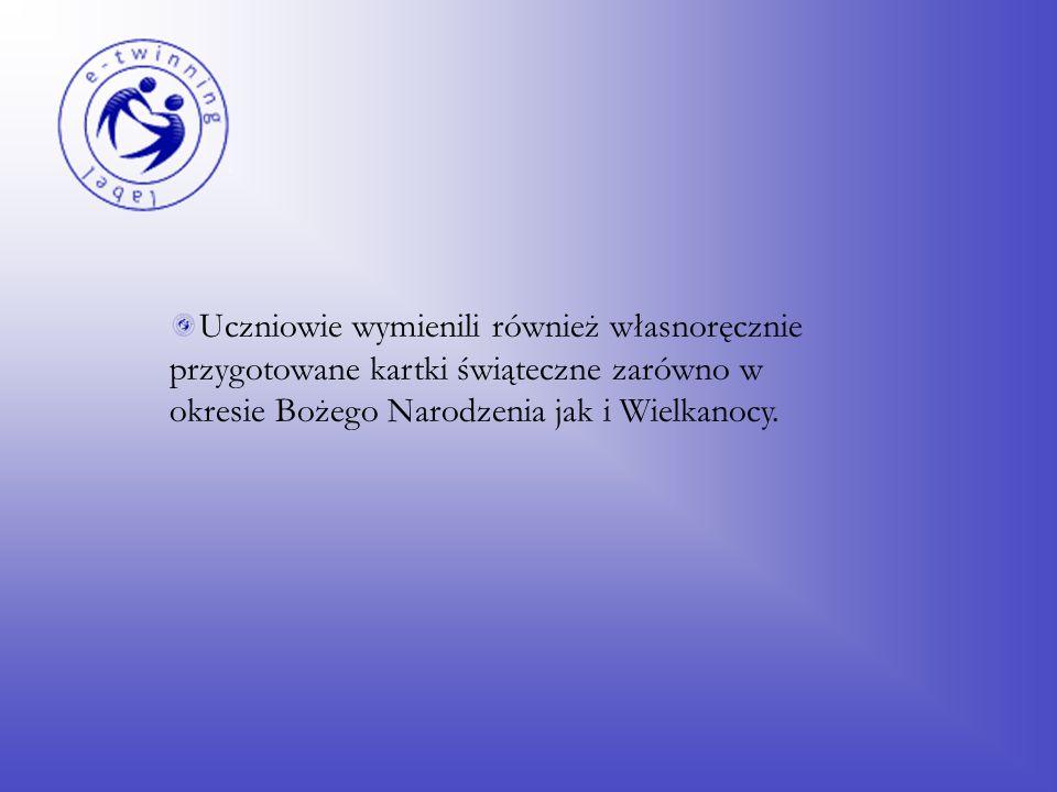 Jednym z działań podjętych także przez zespół eTwinningu było zorganizowanie Dnia Słowacji.