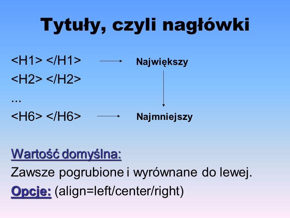 Jakaś twoja strona html <meta http-equiv= content-type content= text/html; charset=iso-8859-2 > Zwróć uwagę na wiersz (niebieski) zawierający odniesienie do arkusza.