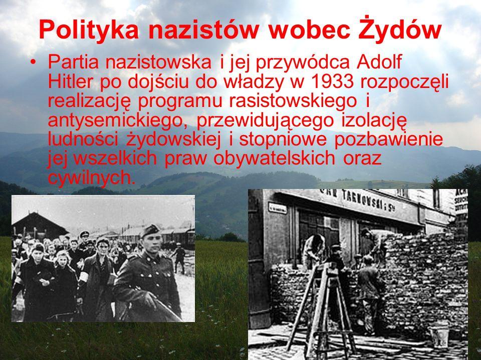 BIBLIOGRAFIA: - http://www.wawel.net/images/kazimierz/holocaust.htmhttp://www.wawel.net/images/kazimierz/holocaust.htm -http://pl.wikipedia.org/wiki/Holokausthttp://pl.wikipedia.org/wiki/Holokaust - http://www.memory.rytro.pl/index.html?gal_id=7620&msg=1&lang_id=PLhttp://www.memory.rytro.pl/index.html?gal_id=7620&msg=1&lang_id=PL -http://www.sciaga.pl/tekst/39783-40holokaust_zag_ada_yd_whttp://www.sciaga.pl/tekst/39783-40holokaust_zag_ada_yd_w - http://www.unic.un.org.pl/holokaust/czym-byl.phphttp://www.unic.un.org.pl/holokaust/czym-byl.php