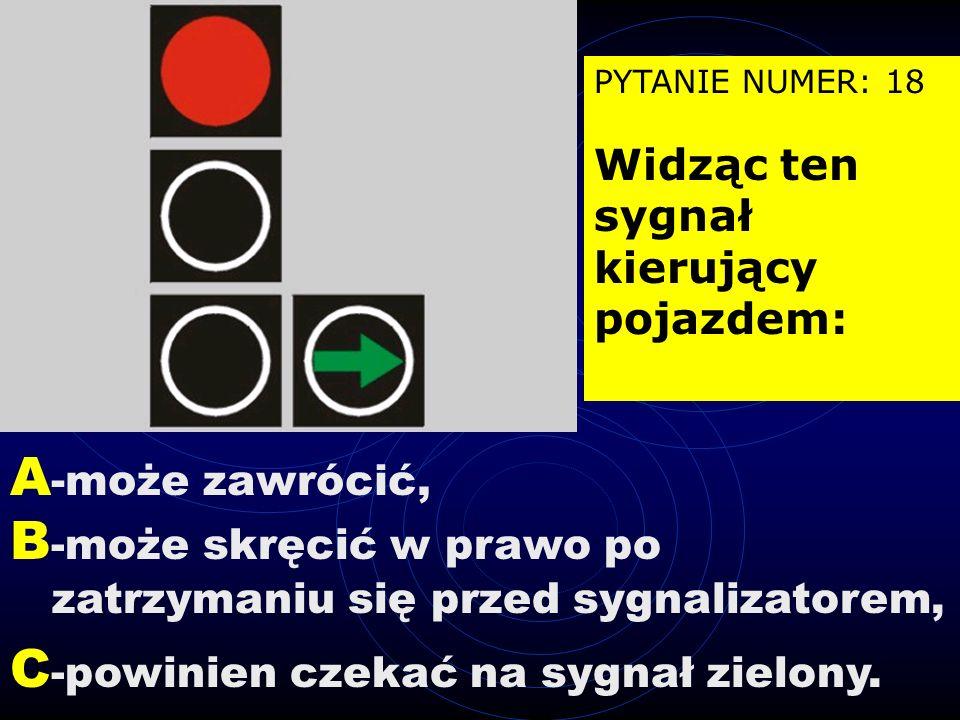 PYTANIE NUMER: 17 Na tym skrzyżowaniu kierujący pojazdem 1: A -ma pierwszeństwo przed pojazdem 2, B -ustępuje pierwszeństwa pojazdowi uprzywilejowanem