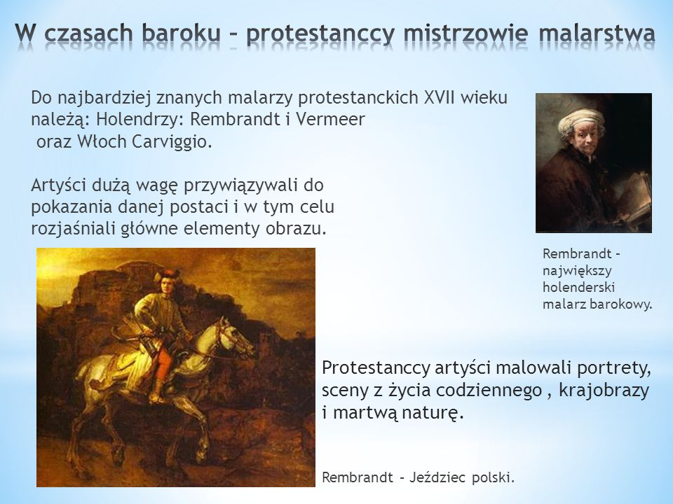 Literatura w okresie baroku głównie skupiała się na tematach religijnych.