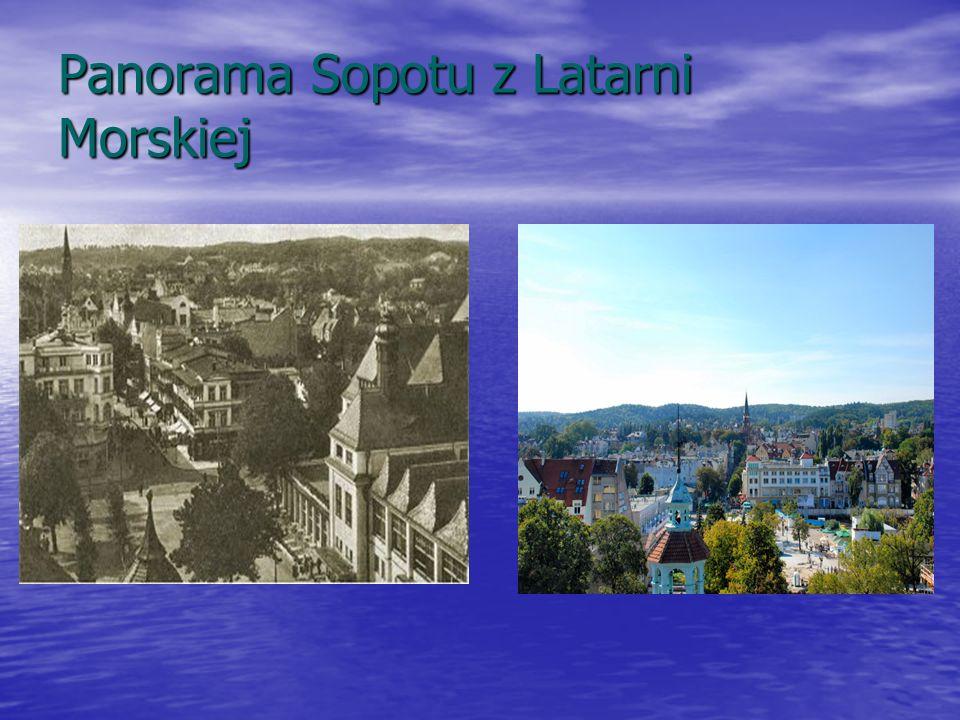 Historia Sopotu sięga wczesnych czasów średniowiecza, kiedy to w obrębie dzisiejszego miasta w gęstwinie bukowego lasu położone było grodzisko otoczone wałem i fosą.
