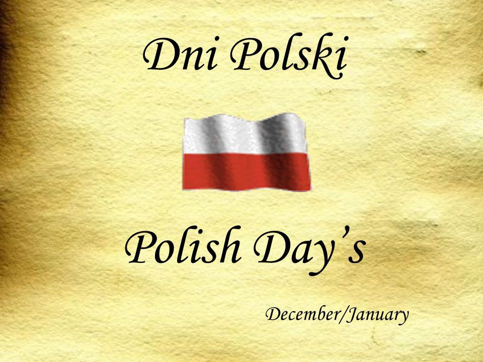 Listopad / November 1 Wszystkich świętych (the day which reminds us of all saint people) Polacy ten dzień spędzają na odwiedzaniu grobów najbliższych i wspominaniu ich.