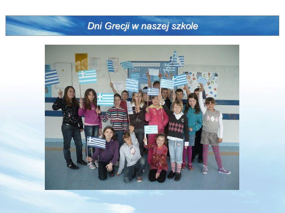 LOGO www.themegallery.com Dni Grecji w naszej szkole