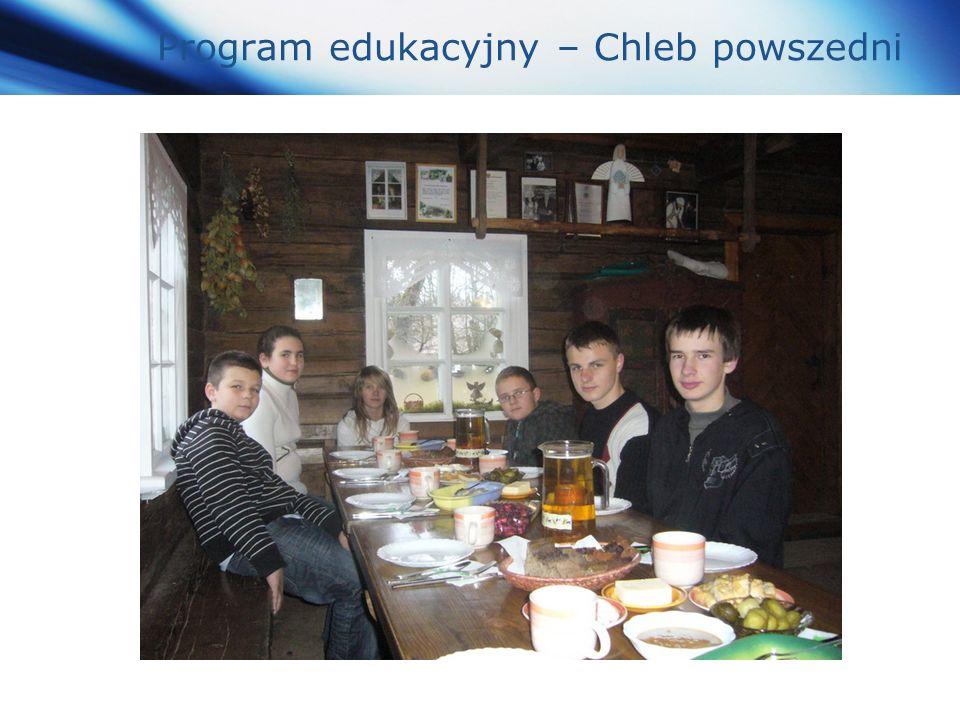 www.themegallery.com Company Logo Program edukacyjny – Chleb powszedni